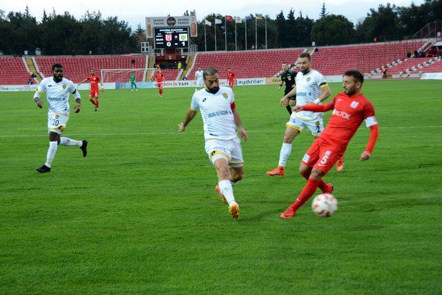 Balıkesirspor Baltok - MKE Ankaragücü: 1-3