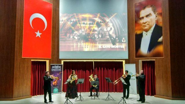 3. Bisanthe Oda Müziği Festivali başladı