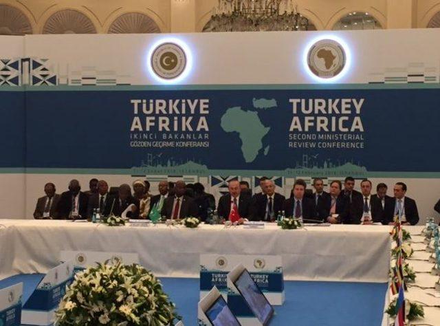 (Fotoğraflarla yeniden) - Türkiye-Afrika 2. Bakanlar Gözden Geçirme Konferansı (2)