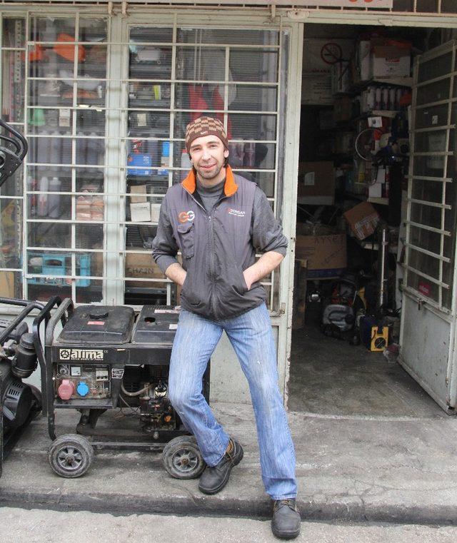 İlerleyen teknoloji, insanları jeneratöre muhtaç ediyor