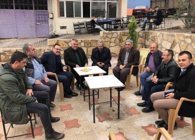 Akhisarlılar büyükşehirin hizmetlerinden memnun