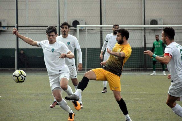 İzmir Süper Amatör Lig: Aliağaspor: 5 - Bornova 1881: 0