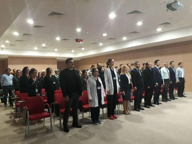 Mardin'de ameliyathane hemşireliği eğitimi