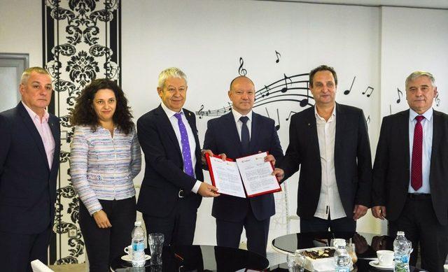 Edirne'de Stara Zagora Devlet Operası sanatseverlerle buluşuyor