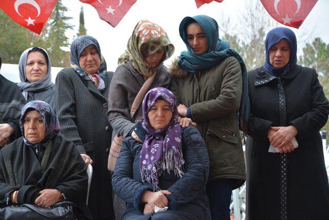 'Zeytin Dalı Harekatı' şehidi astsubayın annesi: Gurur duyuyorum, üzülmüyorum
