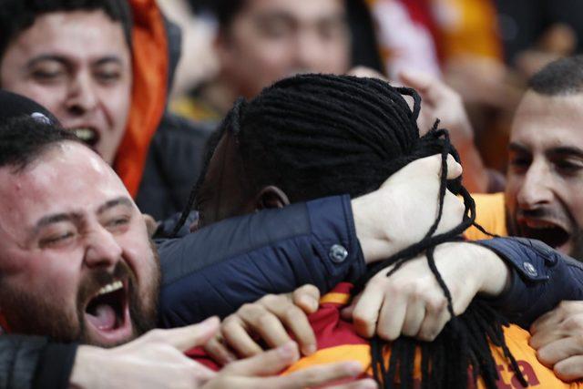 Galatasaray - Antalyaspor: 3-0