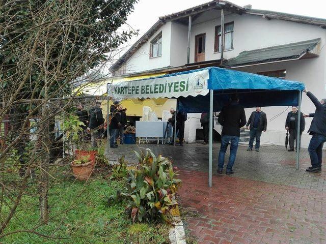 Kartepe'de vatandaşların ihtiyaçlarını anında karşılıyor