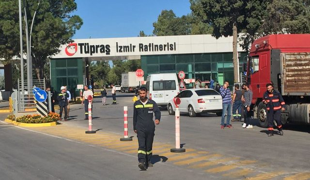 4 işçinin öldüğü TÜPRAŞ patlamasında, sanıklara tahliye