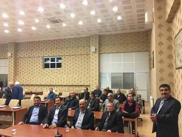 Başkan Murat Arıburnu: 4 köyümüzü ilgilendiren yol çalışmaları onaylandı