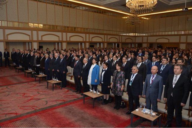 Başkan Büyükkılıç, 'Kentsel Tasarım Seminerine' katıldı