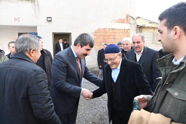 Başkan Asya, Sütlüce Mahallesi'nde halkla buluştu