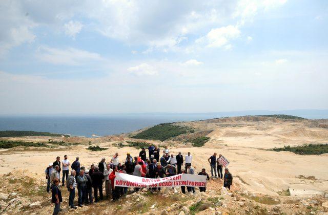 Saros Körfezi'ni katleden, kalker ve taş ocaklarına mahkemeden 'ÇED gereklidir' kararı