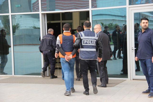 Hatay'da eski futbolcu cinayetinde 6 tutuklama