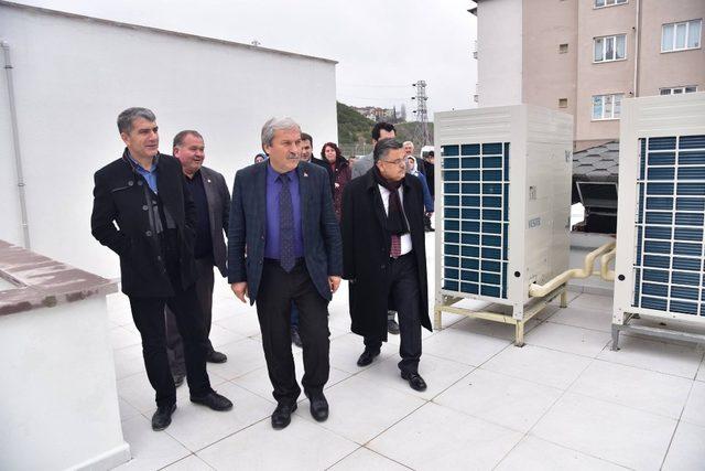 Osmanlı Hamamı Fizik Tedavi ve Rehabilitasyon Merkezinde sona gelindi
