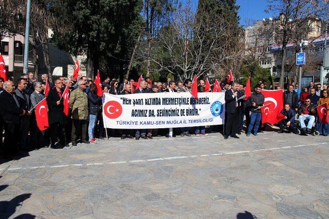 Kamu-Sen'den Afrin harekatına destek