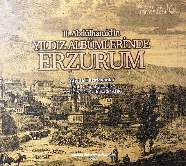 Atatürk Üniversitesi yayınlarına bir yenisini ekledi