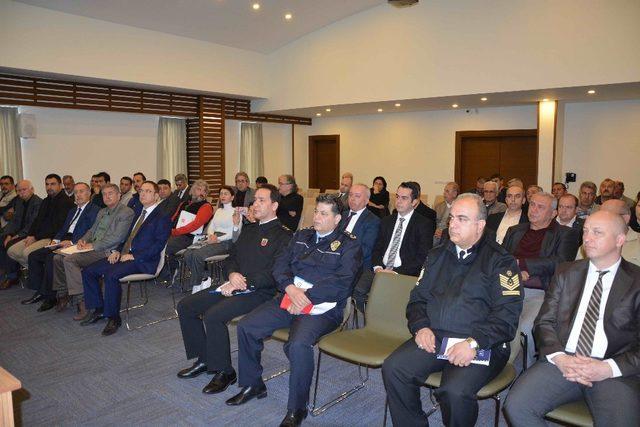 Ortaca'da turizm toplantısı