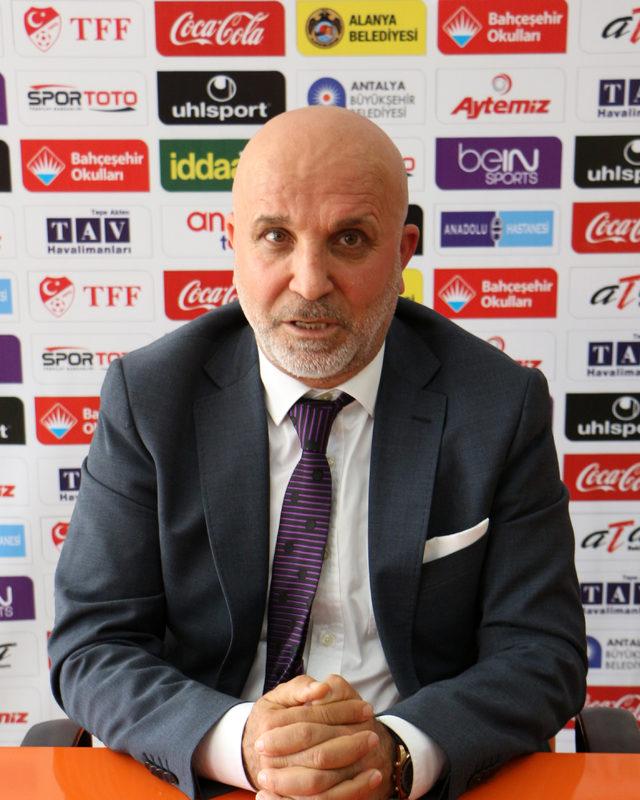 Aytemiz Alanyaspor Başkanı Çavuşoğlu: