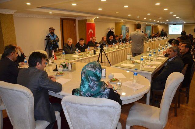 DAKA'dan Muş'ta '11. Kalkınma Planı İl' toplantısı
