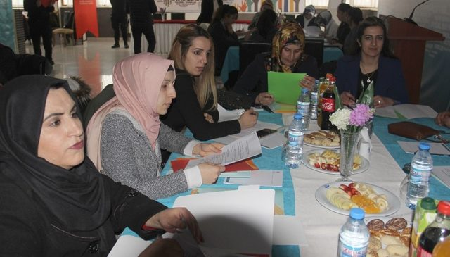 DAKA 'dan Hakkari 'de '11. Kalkınma Planı ' toplantısı