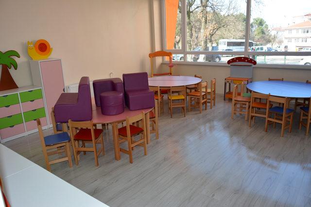 Yenice'de Kızılay Anaokulu açıldı