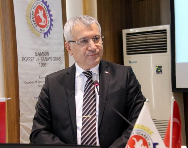 Samsun TSO'dan Eximbank'a şube talebi