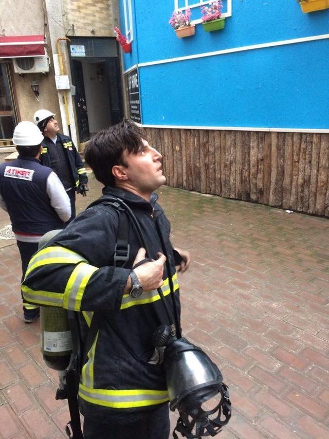 Kırklareli'nde ev yangını büyümeden söndürüldü