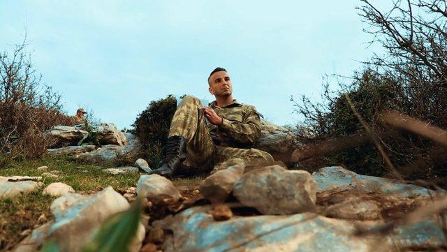 Sevgililer Günü klibiyle Afrin kahramanlarına moral