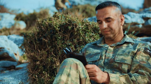 Başkan Sözlü'den Afrin kahramanlarına moral filmi
