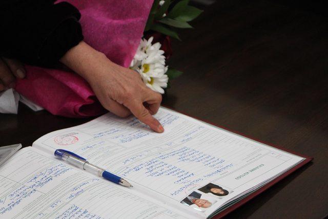 Şanlıurfa'da 38 çift, Sevgililer Günü'nde evlendi