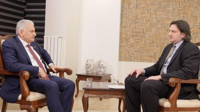 Başbakan Binali Yıldırım, BBC'den Emre Temel'in sorularını yanıtladı.