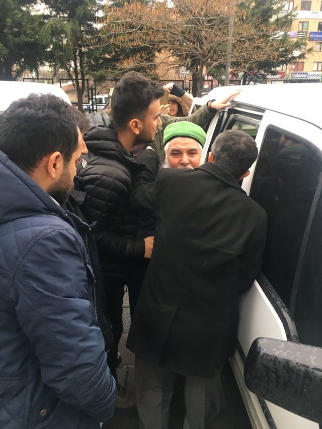 (Ek bilgi ve fotoğraflarla) - Vasat Cemaati lideri Şahmerdan Sarı tutuklandı