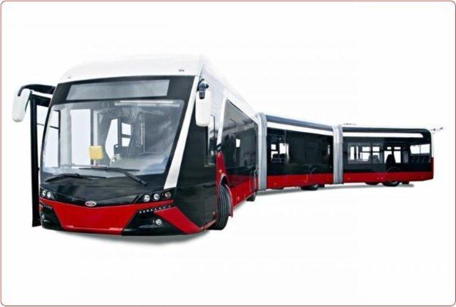 Elektrikli otobüsler geliyor