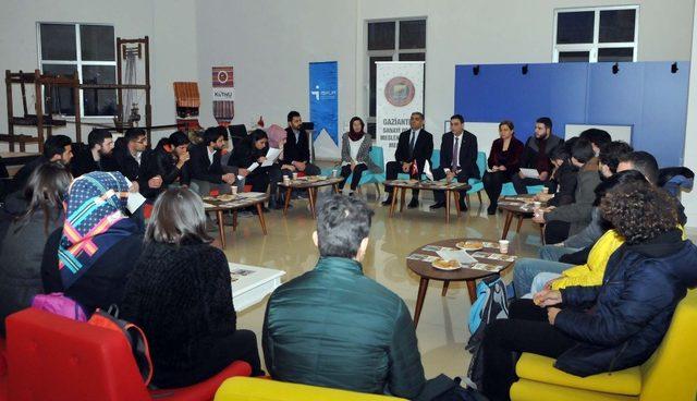 GSO-MEM'den Üniversitelilere işbirliği teklifi