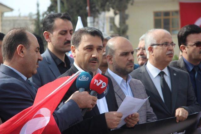 Kilisli sivil toplum örgütlerinden Afrin operasyonuna destek