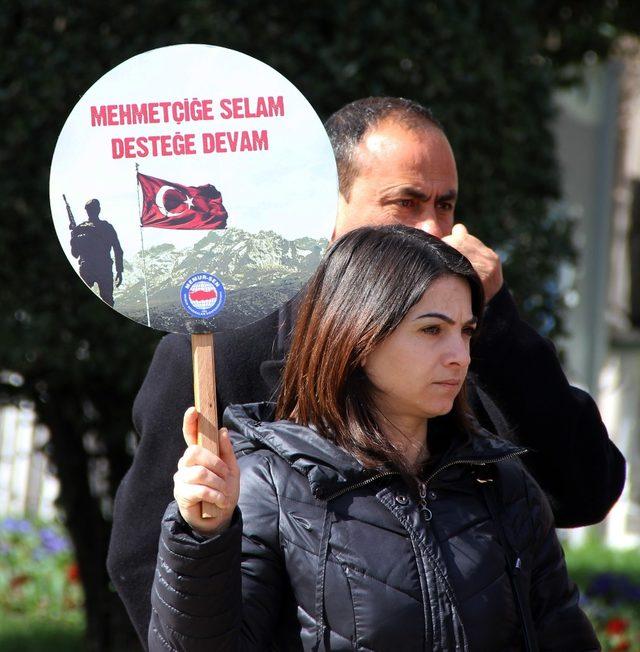 Memur-Sen'den Afrin operasyonuna destek