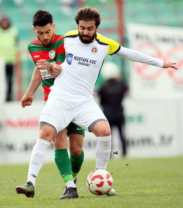 Amed Sportif Faaliyetler-Menemen Belediyespor: 0-1