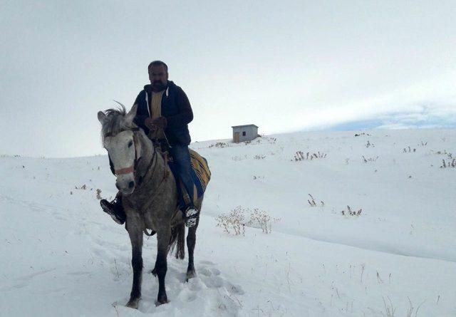 VASKİ'den atlı hizmet