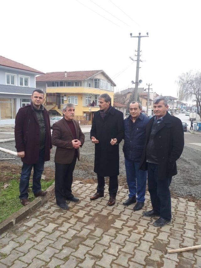 Serdivan'ın en büyük mahallesi için yeni kompleks