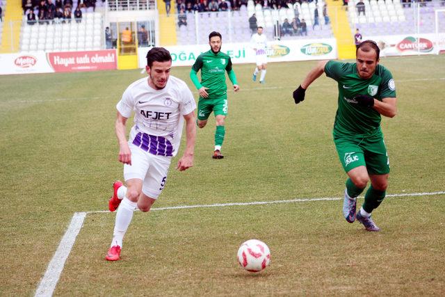 AFJET Afyonspor - Bodrum Belediyesi Bodrumspor: 2-0