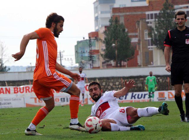Batman Petrolspor - Erzin Belediyespor: 0-1