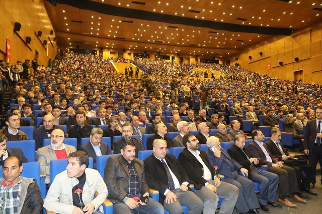 Diyarbakır'da Siyer-i Nebi Yarışması ödül töreni düzenlendi