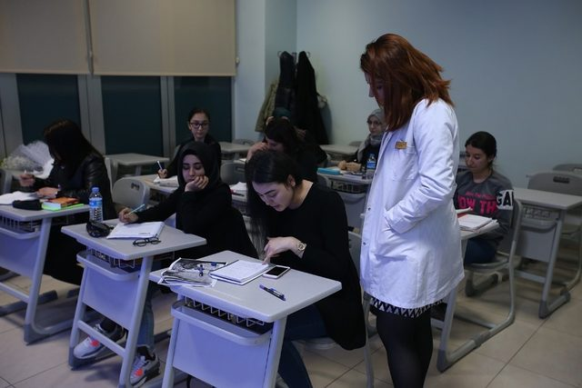 Korece dil eğitimleri yoğun katılım devam ediyor
