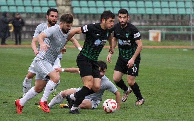 Kocaelispor - Aydınspor 1923: 2-1