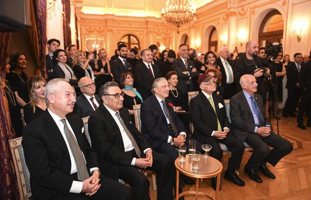Ali Sabancı'ya 'Legion d'Honneur' nişanı