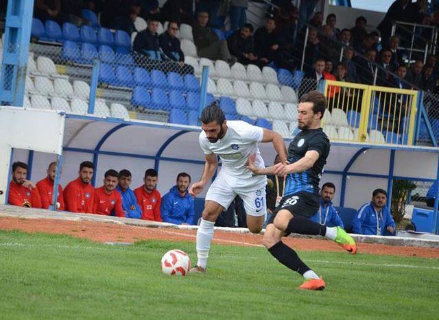 Payas -Şanlıurfa Karaköprü Bld : 0-1