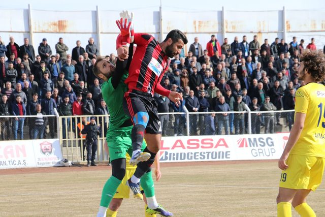 Anagold 24 Erzincanspor - Kırıkhanspor: 4-0
