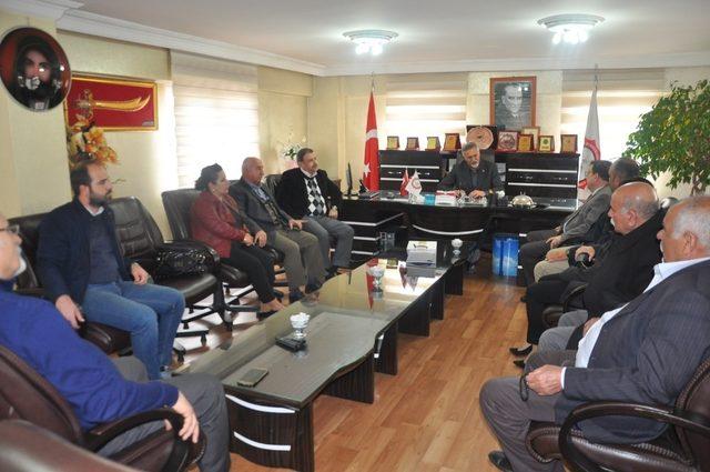 Alevi Kültür Derneklerinden Mehmetçiğe 40 bin TL bağış