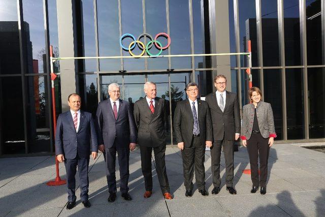 2020 Dünya Hava Oyunları Türkiye'de yapılacak