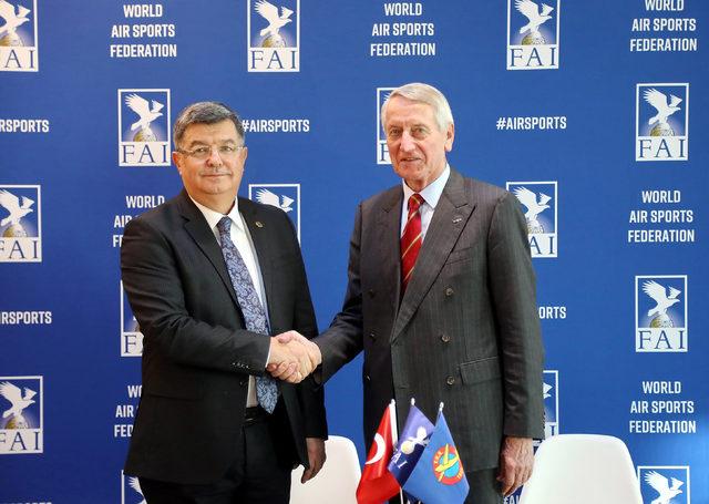 2020 Dünya Hava Oyunları Olimpiyatları Türkiye'de yapılacak
